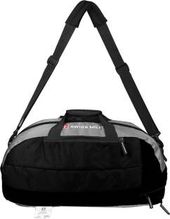 Swiss Military (Expandable) LBP67 – DUFFLE CUM BACKPACK Travel Duffel Bag aec245dd934c7