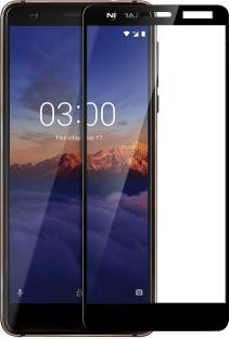 Flipkart SmartBuy Edge To Edge Tempered Glass for Nokia 3.1