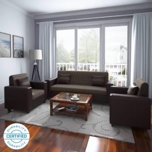 Terrific Kurlon Krusie Fabric 3 1 1 Brown Sofa Set Price In India Pdpeps Interior Chair Design Pdpepsorg