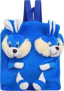 kidofly Swati toy kids soft school bag new rabbit sky blue ( 2 to 6 age 5ff4b536d8305