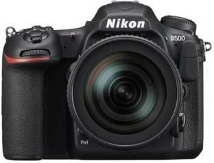 NIKON D 500 DSLR Camera AF-S DX 16 - 80 f/2.8 - 4E ED VR