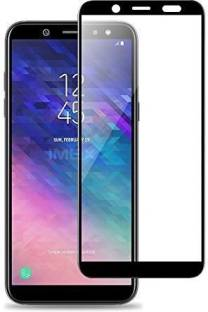 chikis Tempered Glass Guard for Samsung J6 (2018)/Infinity 5D Glass