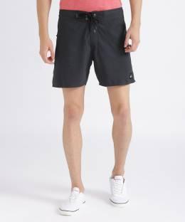 92c715d59e Kappa Solid Men's Blue Shorts - Buy Blue Kappa Solid Men's Blue ...