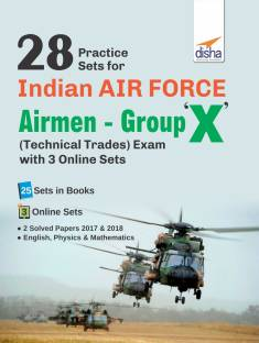 28 Practice Sets for Indian Air Force