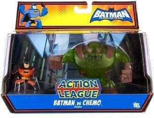 Mattel Dc Batman Brave And The Bold Action League Mini Figure 2Pa. bda932d2f87