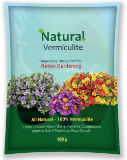 DIVINE TREE Natural Vermiculite Growing Media for Root Growth Soil Conditioner Manure