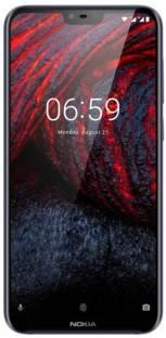 Nokia 6.1 Plus (Blue, 64 GB)