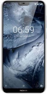 Nokia 6.1 Plus (White, 64 GB)