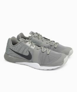 3c1a1a638ea Nike Air Max Stutter Step 2 Training Shoes For Men - Buy Black Color ...