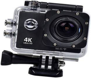 CALLIE 4k camera with high-Tech V3+ Sony 179 Sensor, 170° Wide-Angle Lens Sports and Action Camera