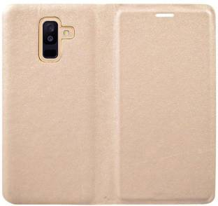 official photos 96d55 4dee4 Samsung Flip Cover for Galaxy A6 Plus Wallet cover - Samsung ...