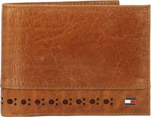 Tommy Hilfiger Men Casual Grey, Maroon Genuine Leather