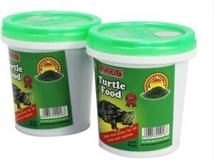 TAIYO Taiyo Turtle Food 0.125 kg (2x0.06 kg) Dry New Born, Young, Adult Turtle Food
