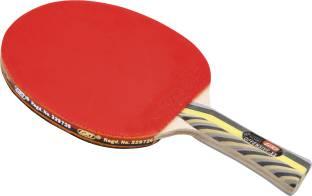 GKI OFFENSIVE XX Table tennis Red Table Tennis Racquet