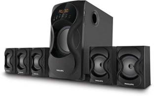 Philips Mms 2550f94 21 Channel Multimedia Speakers System Black