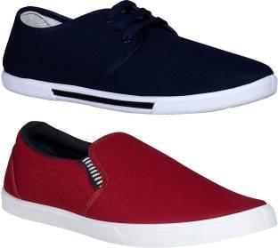 7bef06e8a1 Supra Sneakers For Men - Buy Maroon Color Supra Sneakers For Men ...
