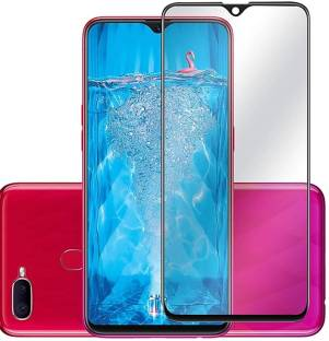 Wellpoint Edge To Edge Tempered Glass for Oppo F9, OPPO F9 Pro, Realme 2 Pro, Realme U1, Realme 3 Pro