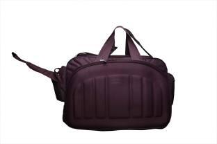 c9b75fbf442b One Up (Expandable) Purple Wheeler Travel Duffel Bag Duffel Strolley Bag