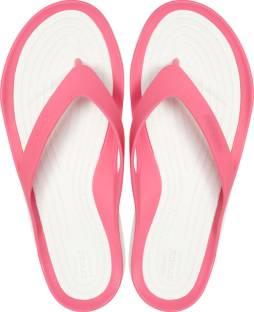 333642b59684 Crocs Flip Flops - Buy Fuchsia Grapefruit Color Crocs Flip Flops ...