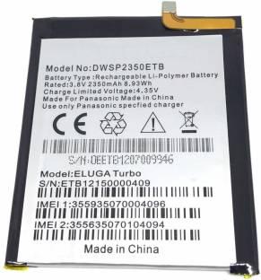 NAFS Mobile Battery For Panasonic Eluga Turbo - DWSP 2350