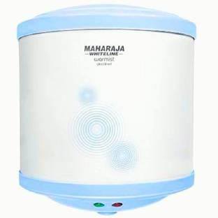 MAHARAJA WHITELINE 15 L Storage Water Geyser (WARMIST, White)