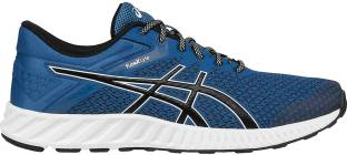 b20d160d11 Asics 33-Fa Men Running Shoes For Men - Buy BLUE/SILVER/FLASH GREEN ...