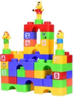 Suraj Toys Creative Blocks Jumbo - Creative Blocks Jumbo   Buy