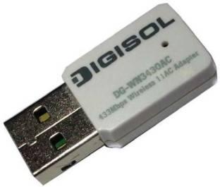 Digisol DG-WN3860AC USB Adapter - Digisol : Flipkart com