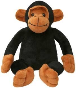 Joymart Large Hanging Velcro Hand Stuffed Animal Plush Monkey