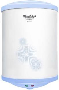 MAHARAJA WHITELINE 25 L Storage Water Geyser (Warmist 25, white , blue)