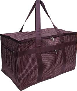 71220e2e6 DIVYANA 80 Liters Foldable Water Resistant Extra Large Travel Duffle Bag/ Luggage  Bag/ Storage