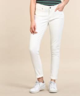 a1b6cd72d6d6 Levi s Skinny Women s Dark Blue Jeans - Buy Navy Blue Levi s Skinny ...