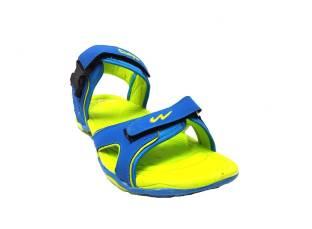 d35f9e56e9de Campus Men Blu  Sky Sports Sandals - Buy Blu