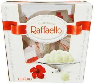 Ferrero Rocher Raffaello Coconut And Almond 15 Piece Box (Imported) Truffles