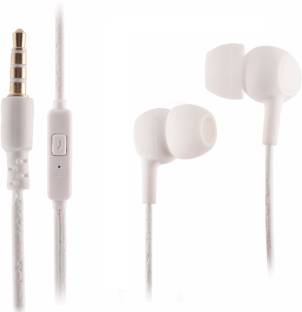 c8563043b87 lifemusic bass boosted | with noise cancellation| support All SMARTPHONE  Wired Headset with Mic