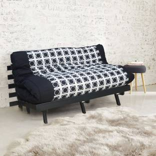 buy popular 777d2 db6d4 Urban Ladder Desso Double Fabric Futon Price in India - Buy ...