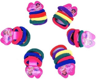 Goody 7 pcs Ouchless Headbands Multi-Colored Goes with Everything New Great Gift