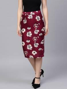 9e0b96314 Marks & Spencer Solid Women's Pencil Black Skirt - Buy Black Marks ...