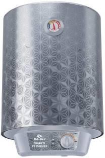 BAJAJ 10 L Storage Water Geyser (Shakti PC Deluxe, Grey)