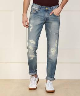 a6a4818e Armani Jeans Regular Men's Black Jeans - Buy 12-NERO - BLACK Armani ...