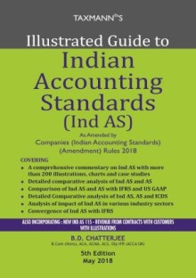 Accounting book indian standard