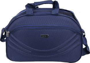 SIBIA (Expandable) (Expandable) Unisex Polyester 40 litres Blue Travel Duffle  Bag Travel 62141885e3