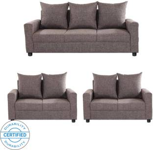 Pleasing Gioteak Fabric 3 2 1 Beige Sofa Set Price In India Buy Pabps2019 Chair Design Images Pabps2019Com