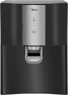 Midea MWPRU080AI7F 8 L RO + UV + UF Water Purifier