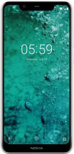 Nokia 5.1 Plus (White, 32 GB)