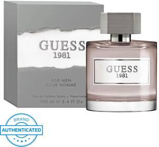 Buy Guess Seductive Homme Blue Eau De Parfum 100 Ml Online In