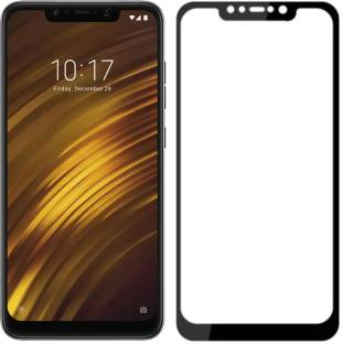 Flipkart SmartBuy Edge To Edge Tempered Glass for POCO F1