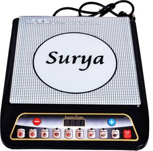 Surya A-8 Super power Family Induction Cooker for Make Easy