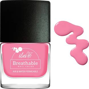 Iba Halal Care Iba Breathable Nail Color (B16) - Argan Oil Enriched Pink  Candy 70da493504