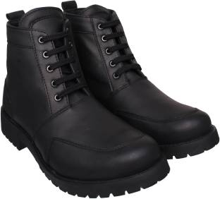 31aaa8d62f7 Royal Enfield Trailblazer/High-ankle riding Boots For Men - Buy ...